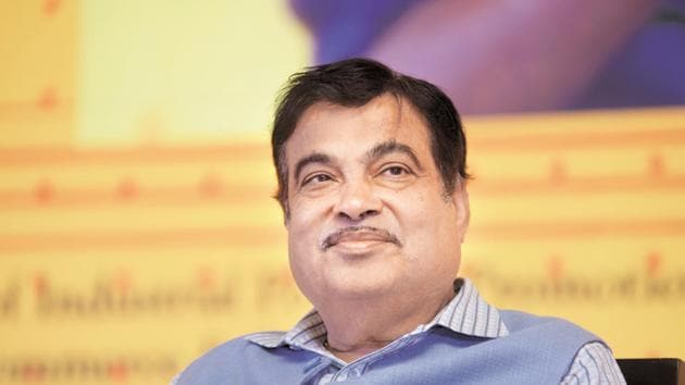 File photo of Union minister for road transport and highways Nitin Gadkari.(Livemint Photo)
