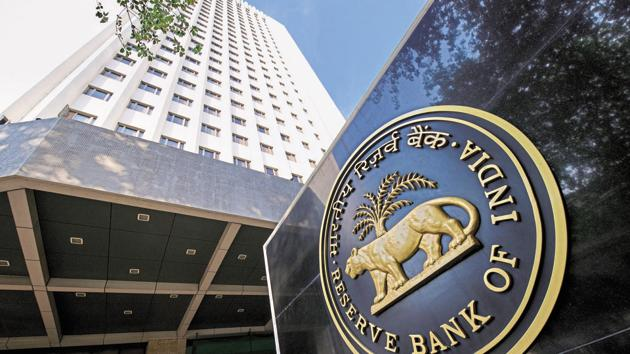 The Reserve Bank of India headquarters in Fort, Mumbai.(Aniruddha Chowdhury/Mint)
