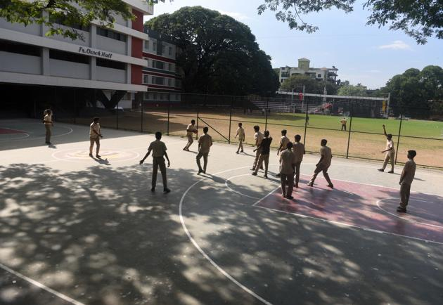 Not so tranquil: Nazia Erum's book explores religion-based bullying in schools and on playgrounds. Representative picture.(Pratham Gokhale/HT Photo)