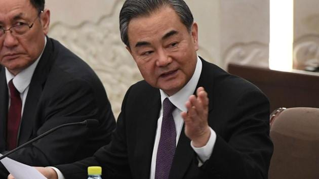 China's Foreign Minister Wang Yi(AFP File Photo)