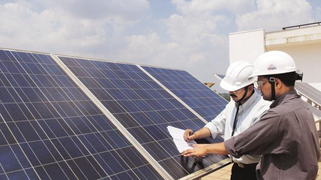 The Airport authority of India,Pune announced the construction of a new 300 kWp solar plant on its premises by March 31.However, owing to incomplete work, the deadline has been extended to mid-April.