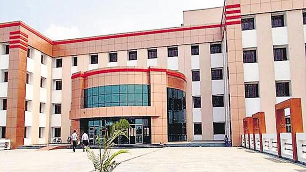 The patient was under treatment at All India Institute of Medical Sciences (AIIMS) in Patna .(HT File Photo)