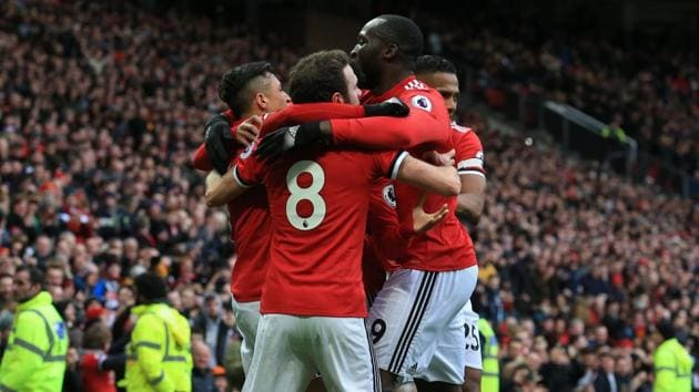 Manchester United will embark on a two-week pre-season tour of the US in the summer.(AFP)