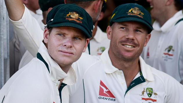 Cricket Australia confirmed one-year bans for Steve Smith and David Warner following revelations concerning ball-tampering.(AFP)