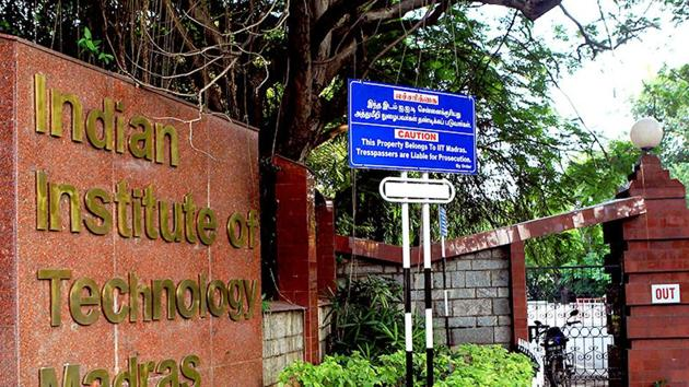 NIRF India Rankings 2018: IIT-Madras was ranked as the country's best engineering institute once again, followed by IIT-Bombay and Delhi, which improved its position from last year's number 4.(AP File)