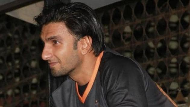 Ranveer Singh will not perform at the opening ceremony of the 2018 Indian Premier League (IPL) due to a shoulder injury.(IANS)