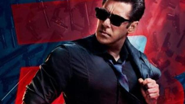 Salman Khan plays a negative role in Race 3.