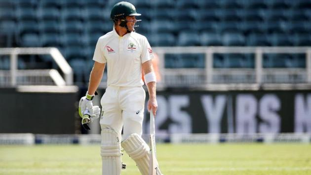 Australia suffered their fourth biggest defeat in Johannesburg under Tim Paine against South Africa.(REUTERS)