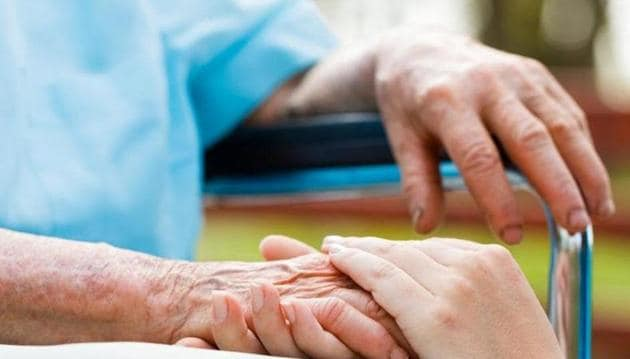 Alzheimer's disease makes the patient unable to carry out simple everyday tasks.(Shutterstock)
