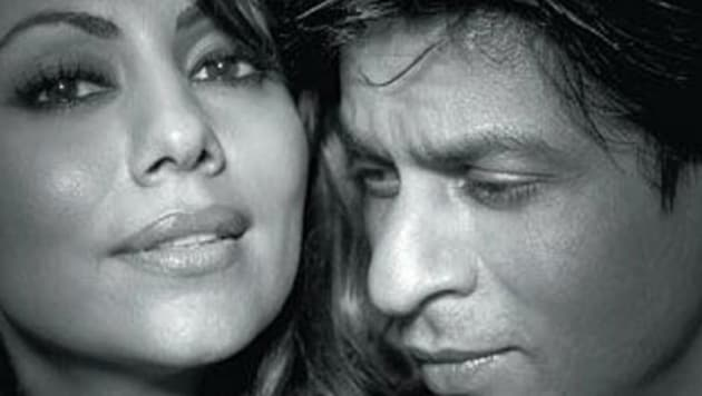 Shah Rukh and Gauri met in 1984 and got married in 1991.(Instagram)
