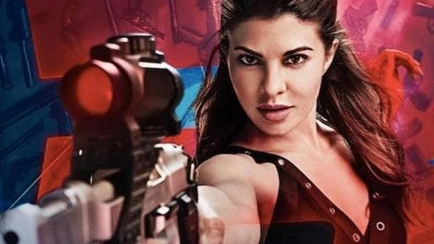 Actor Jacqueline Fernandez will be seen performing a lot of action in the film Race 3.