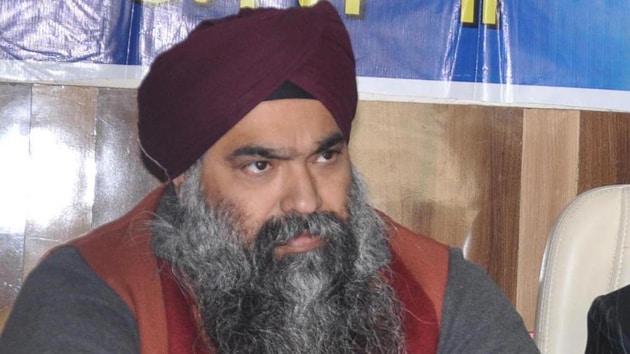 Inderpreet Singh Chadha(HT File)