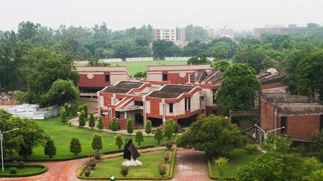 As per the overall rankings, IIT-K retained its seventh position held in 2017 while BHU moved up the ladder from 10th position in 2017 to ninth position this year.(HT File)