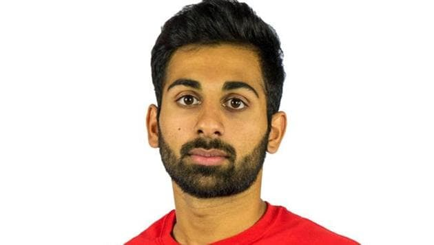 Sukhpal Singh Panesar, whose father hails from Ludhiana, will play hockey for Canadian national team at the Commonwealth Games 2018 in Gold Coast.(HT Photo)