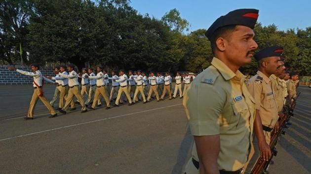 The new commissionerate is being set up in the wake of the union and state government directives that urban areas in the country have been witnessing rapid growth resulting in challenges for the police.(HT FILE PHOTO)