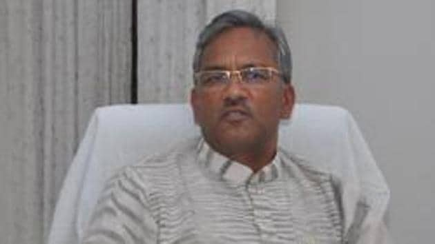 Trivendra Singh Rawat's cabinet had approved the expansion of 35 local bodies, including the Dehradun, Haldwani and Roorkee municipal corporations, last June.(HT File)