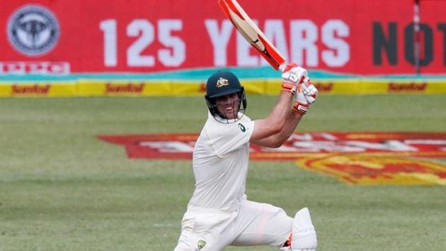 Mitchell Marsh has been regular for Australia since being recalled for third Ashes Test.(Reuters)