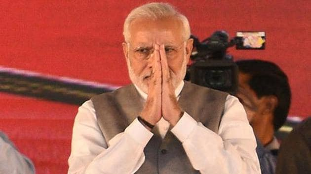A meeting of the Union Cabinet, chaired by Prime Minister Narendra Modi, gave the nod to the Protection of Human Rights (Amendments) Bill, 2018.(Raj K Raj/HT File Photo)