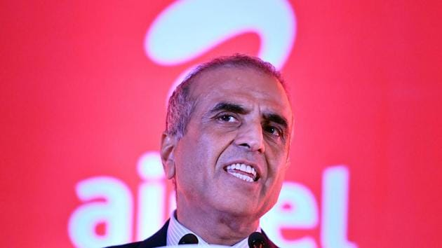 Mittal-controlled Bharti Airtel Ltd., which sold its first-ever rupee bond of Rs 30 billion last month, has approval to raise Rs 165 billion, according to a March 12 filing.(Anindito Mukherjee/Bloomberg)
