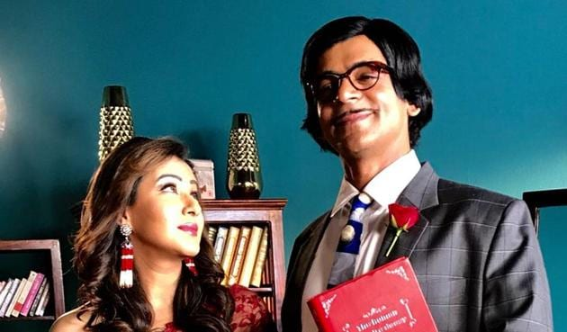 Shilpa Shinde and Sunil Grover share the first look from their upcoming show, Dan Dana Dan.