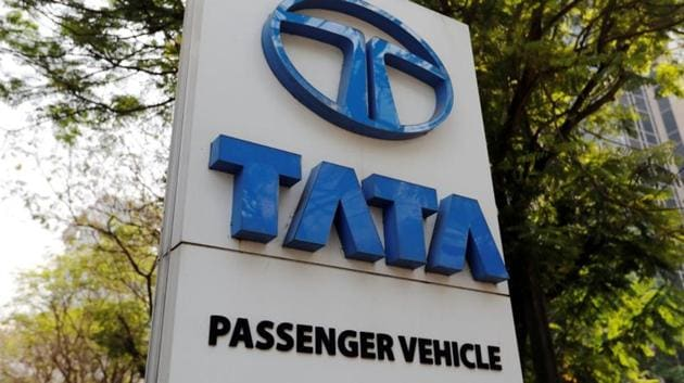 At the end of today's trading session, Tata Motors' stock was quoted at Rs 355.70 apiece, up 3.60%.(REUTERS File Photo)