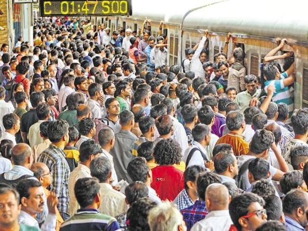 The high number of deaths caused by railway accidents is a rising concern for the city's commuters(Representational photo)