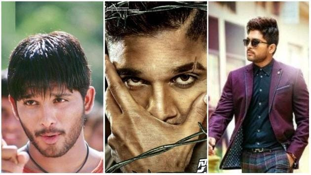Allu Arjun: From a lover to an action star, the actor has done it all.