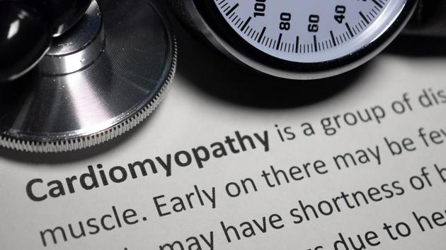 Cardiomyopathy can be inherited that is a family history of cardiomyopathy, sudden cardiac arrest, or heart failure.(Getty Images/iStockphoto)
