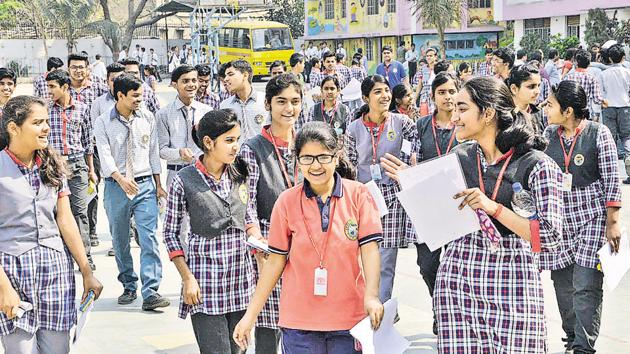 The online Joint Entrance Examination for the bachelor of education programme (JEE BEd 2018), in colleges across Uttar Pradesh, will be held on April 11.(HT file)