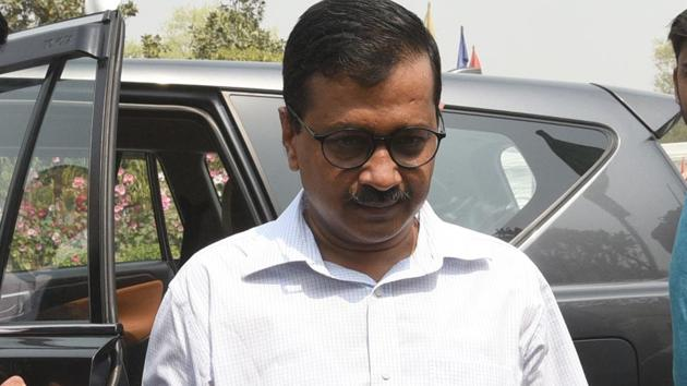 Pawan Khera had said that Arvind Kerjiwal had used objectionable language against erstwhile Delhi chief minister Sheila Dikshit in a television show.(HT File Photo)