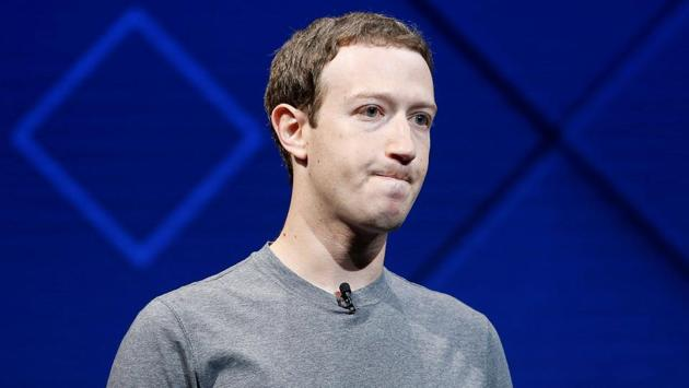 Facebook Founder and CEO Mark Zuckerberg(Reuters File Photo)