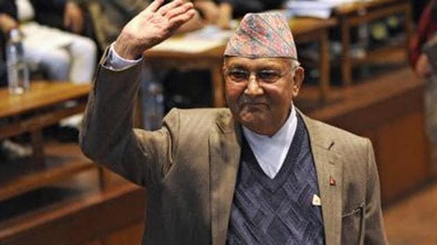 Nepal's Prime Minister K P Oli will arrive in Delhi on Friday.(AFP File Photo)