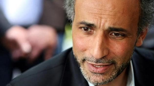 A professor of contemporary Islamic studies at Oxford, Tariq Ramadan has been on leave since November after the rape allegations emerged.(Reuters File Photo)