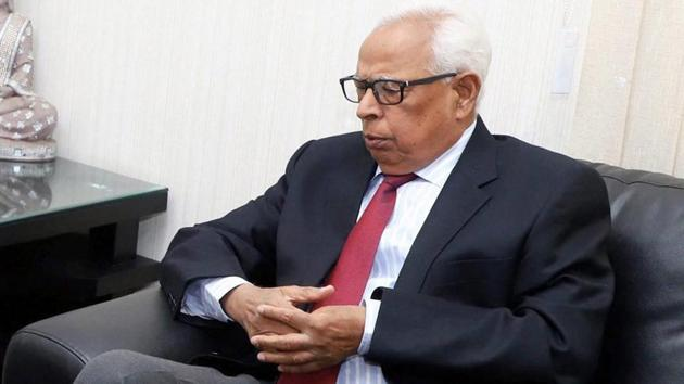 Governor of Jammu and Kashmir NN Vohra(PTI File Photo)