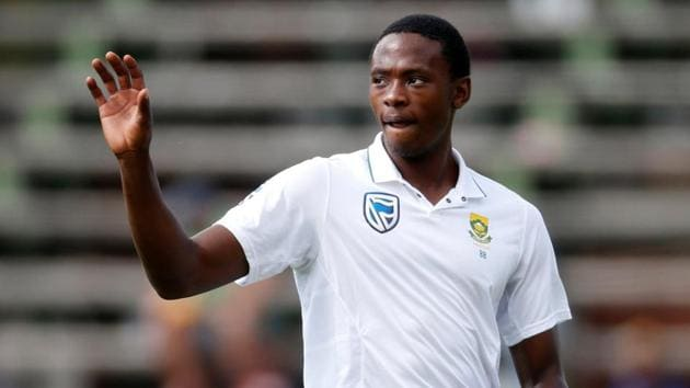 Kagiso Rabada was Right to Matched by Delhi Daredevils for Rs 4.2 crore in the 2018 Indian Premier League player auction.(REUTERS)