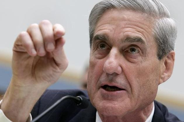 File photo of special counsel Robert Mueller.(Reuters)