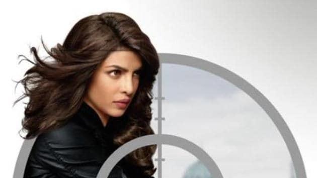 Priyanka Chopra has shared the Quantico teaser.