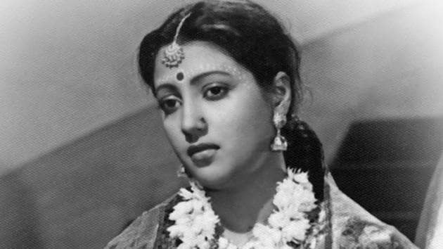 Suchitra Sen, a classical beauty and an indomitable star.