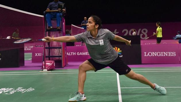 India crushed Scotland 5-0 to enter the quarter-finals of the badminton mixed team event at the 2018 Commonwealth Games.(Twitter)