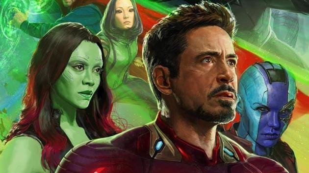 Robert Downey Jr returns to play Tony Star/Iron Man in Avengers: Infinity War.