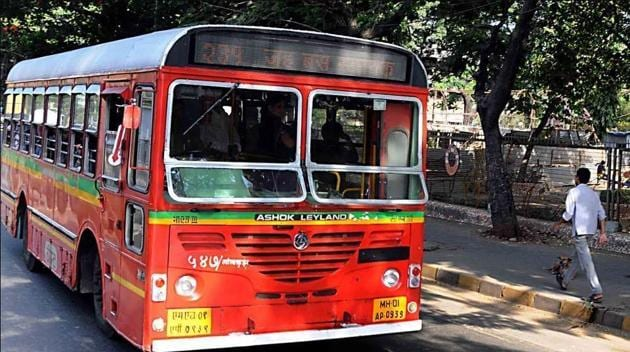 The RTO had also refused to renew fitness certificates to buses belonging to BEST and MSRTC.(HT PHOTO)