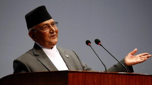 Nepal Prime Minister Khadga Prasad Sharma Oli(Reuters File Photo)