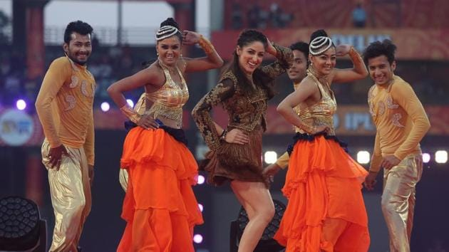 Get live streaming of 2018 Indian Premier League opening ceremony here. The first clash features Mumbai Indians vs Chennai Super Kings at the Wankhede stadium.(BCCI)
