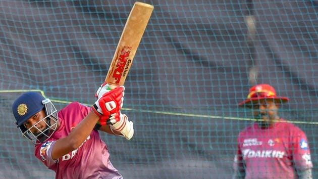 Prithvi Shaw will be playing in his first Indian Premier League.(PTI)