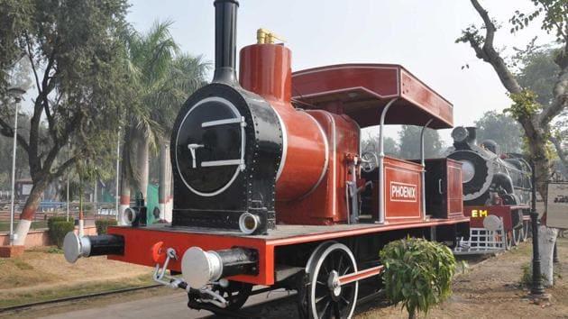 The Phoenix loco was last used at Jamalpur in Bihar for shunting purposes.(Courtesy: www.nrmindia.com)