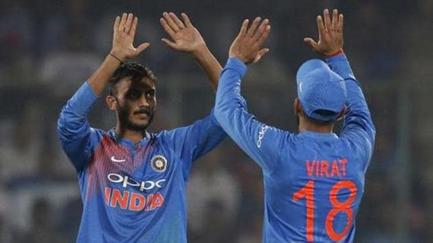 Axar Patel will play for Durham in the 2018 England County championship.(AP)
