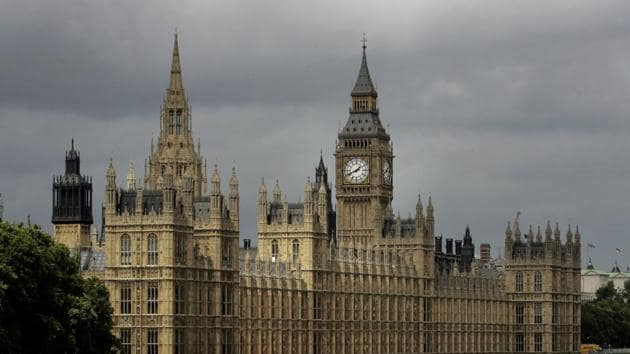 Pandey, 56, was driving in the central London area of Millbank near the parliament when he failed to see Thomas Taylor, Lord of Blackburn, 88, cross the road.(AP file)