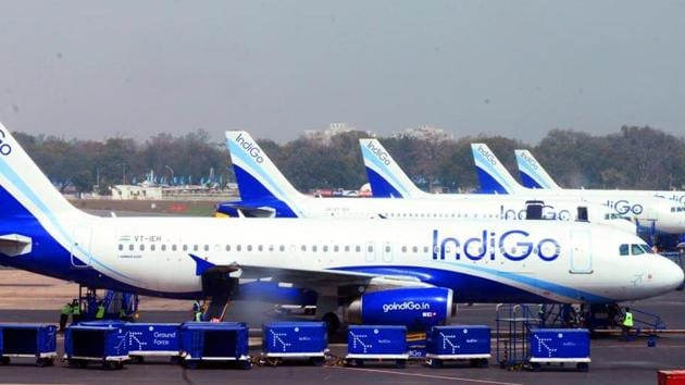 A passenger has accused the staff of IndiGo of manhandling and forcibly offloading him from an aircraft at Lucknow airport after he complained about mosquitoes in the plane.(File Photo)