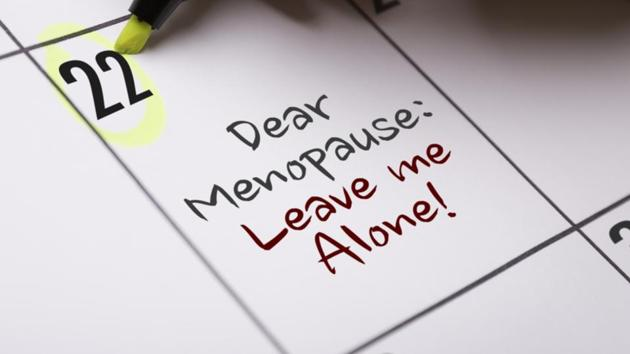 During menopause it is important to monitor mood, blood pressure, lipids, blood sugars, and body composition because of the increased risk of abdominal fat.(Shutterstock)