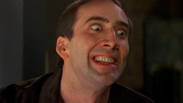 Nicolas Cage is a known comic book aficionado. He even named his son Kal-El.